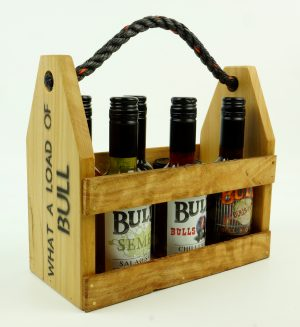 Palat-A-Bull Sauces